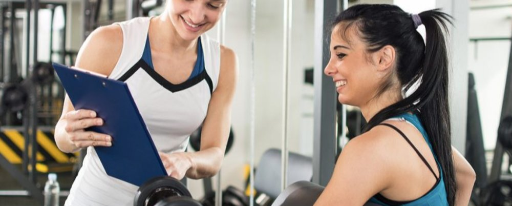 The Top Three Reasons to Work with a Certified Personal Trainer