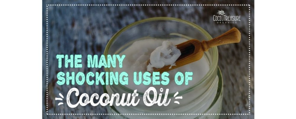 The Many Shocking Uses of Coconut Oil
