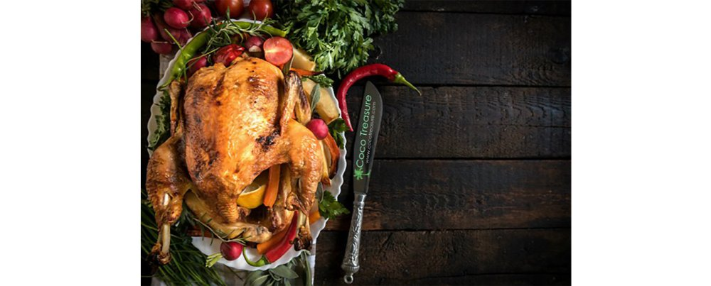 How to Cook a Turkey with Coconut Oil