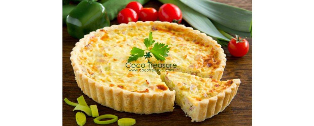 Gluten-Free Coconut Flour Pie Crust