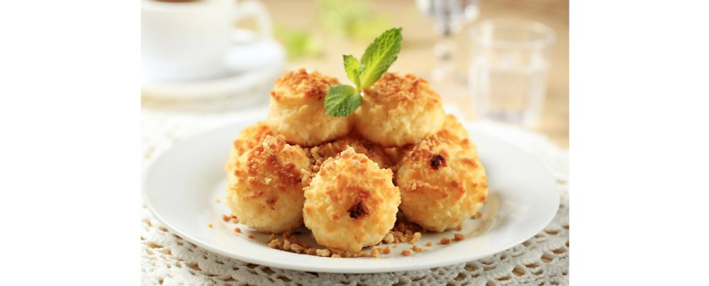 Coconut Macaroons: A Symphony of Textures