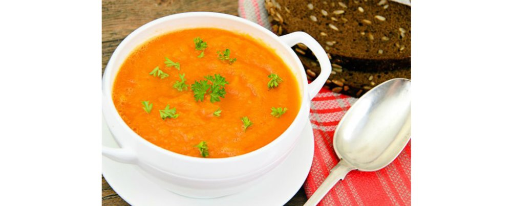 Roasted Carrot Soup [Vegan]