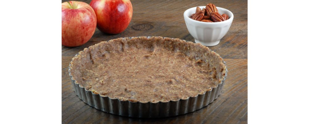 Coconut Flour & Pecan Pie Crust