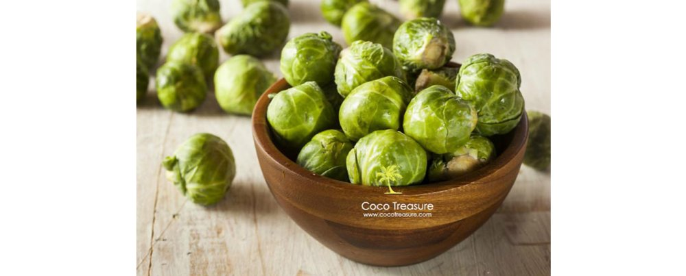 Savory Roasted Brussels Sprouts
