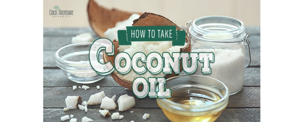 How to Take Coconut Oil