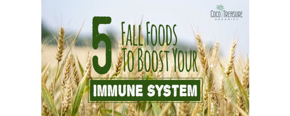 5 Fall Foods to Boost Your Immune System