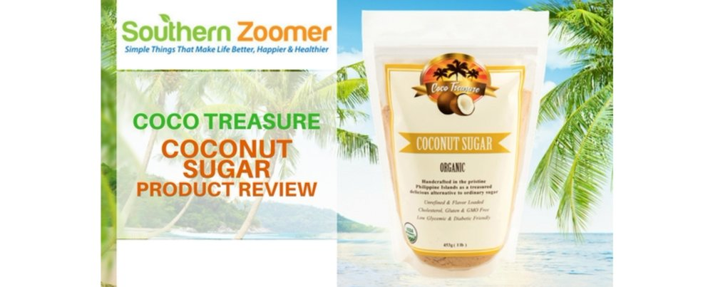 Coco Treasure Coconut Sugar: Southern Zoomer's Verdict