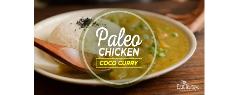 Paleo Chicken Coco Curry