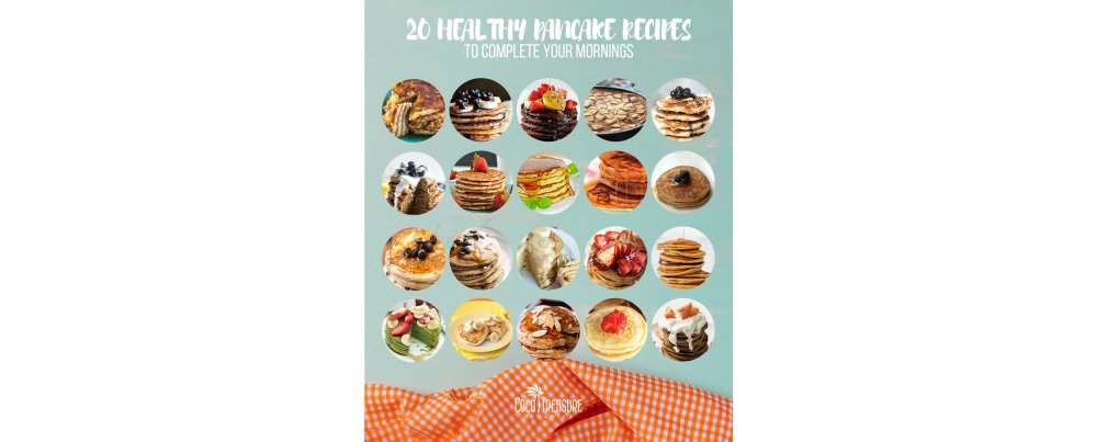 20 Healthy Pancake Recipes to Complete Your Mornings