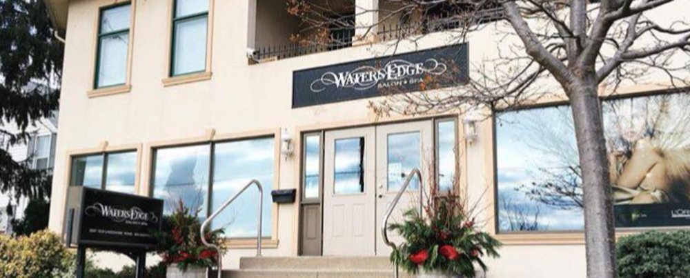 A Deep Breath Experience – Waters Edge Salon