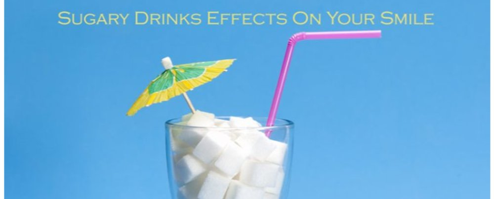 Sugary Drinks and The Effects On Your Smile