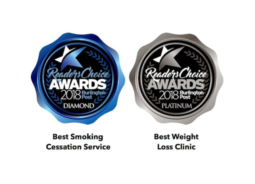 Burlington Hypnosis Voted Best For Weight Loss & Smoking