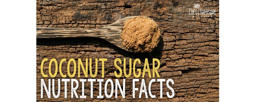 Coconut Sugar Nutrition Facts