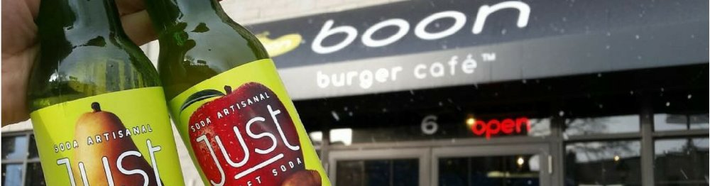 Eating at Boon Burger Reduces Our Carbon Footprint
