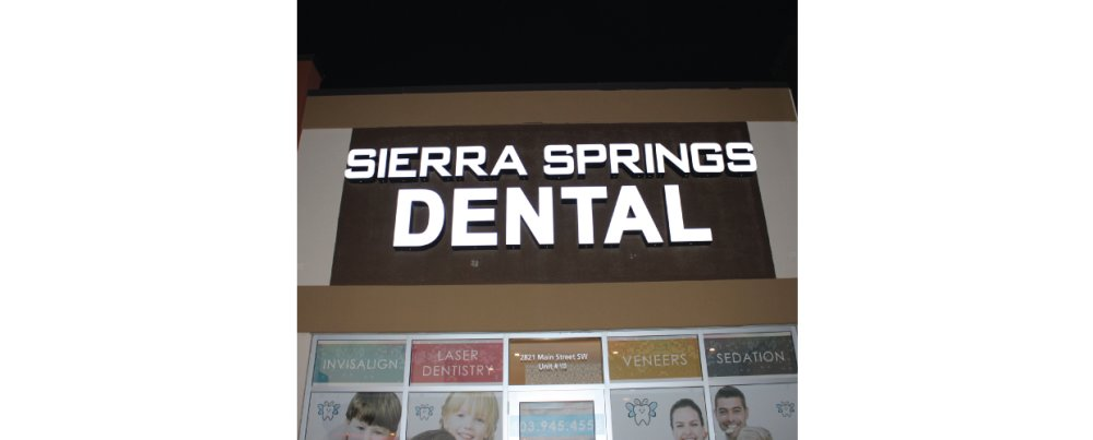 Sierra Springs Dental - Affordable Modern Dentistry Airdrie