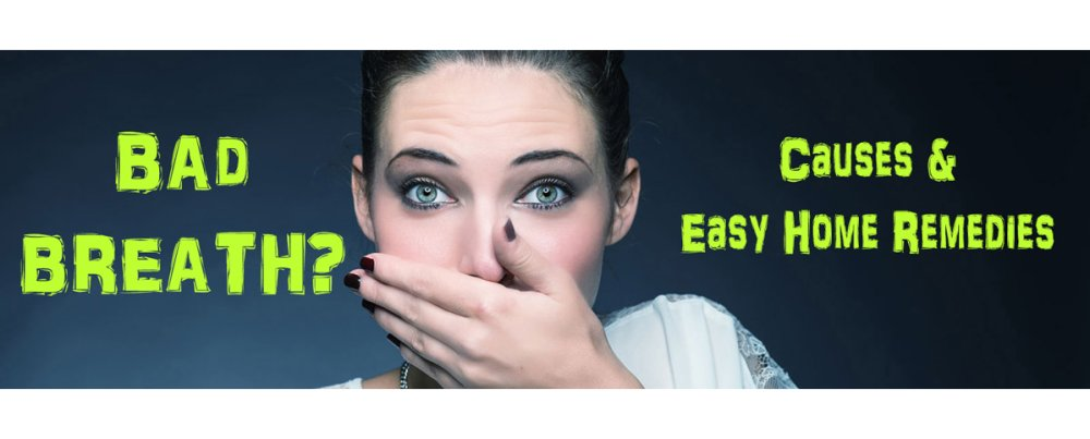 Bad breath & what you can do about it