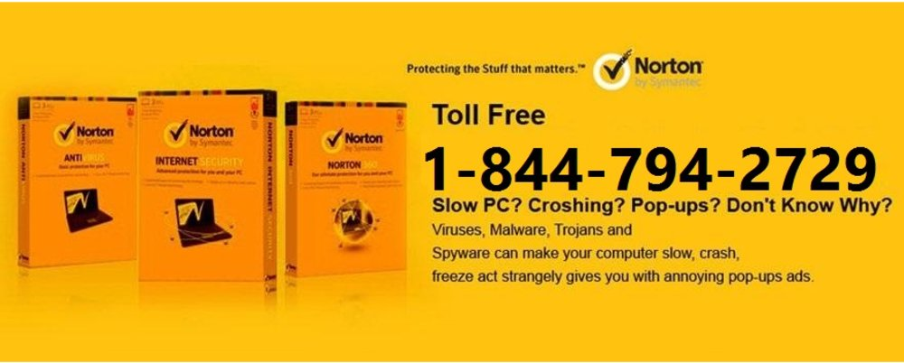 Norton Technical Support 1-844-794-2729