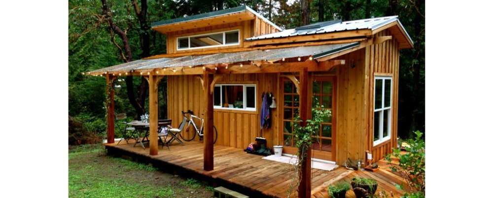 Tiny Homes, Small Homes, Laneway Homes