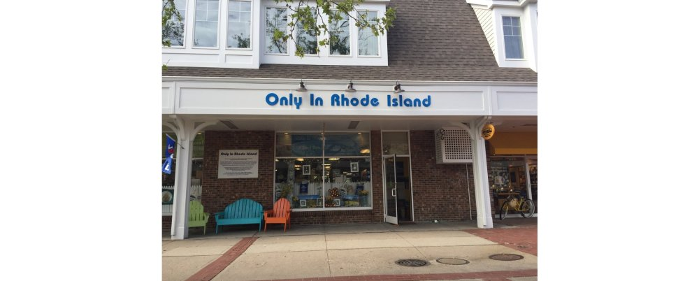 Unforeseen Memorable Moments: A Shop Dedicated to All Things Rhode Island