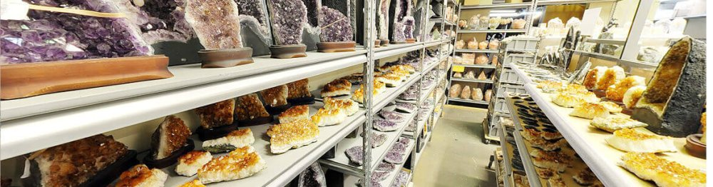 7000 Square feet of Beautiful Gemstones in the Heart of Kitchener