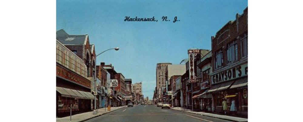 Why A Journeys into Hackensack and Why Now