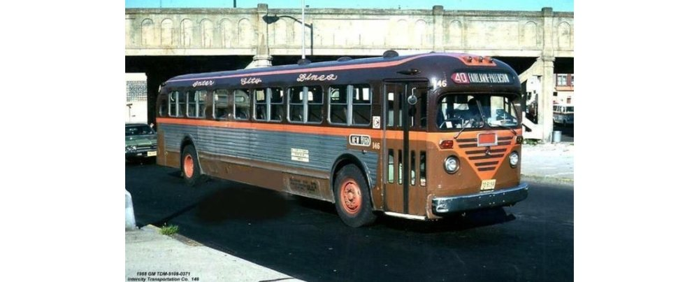 Before NJ Transit Anyone Remember This ?