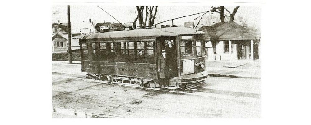 Hackensack as a long-time transit hub - Part 4 - Trolleys
