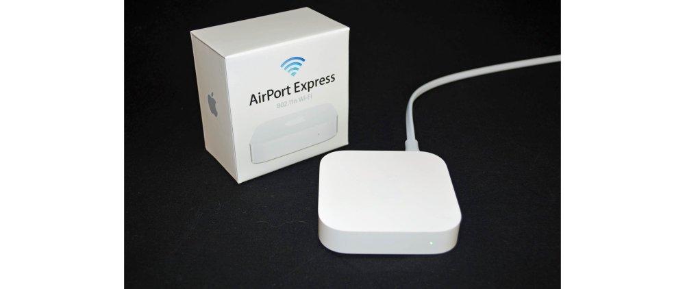 AirPort Express Setup