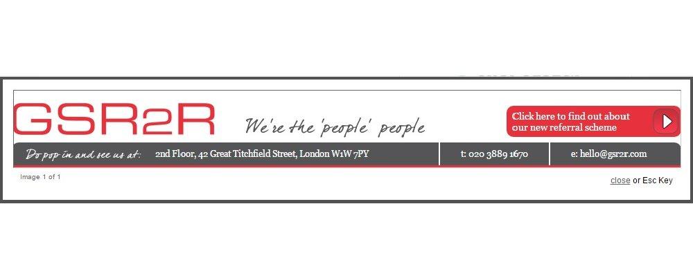 GSR2R Ltd
