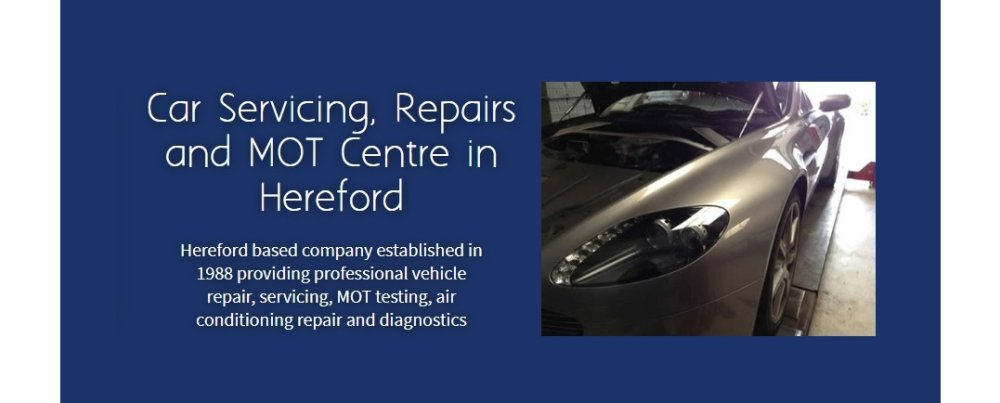 Hereford Service and MOT Centre Ltd