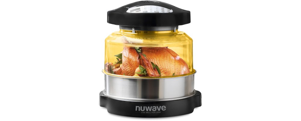 A NuWave in Cooking! Best Roast Beef – EVER!