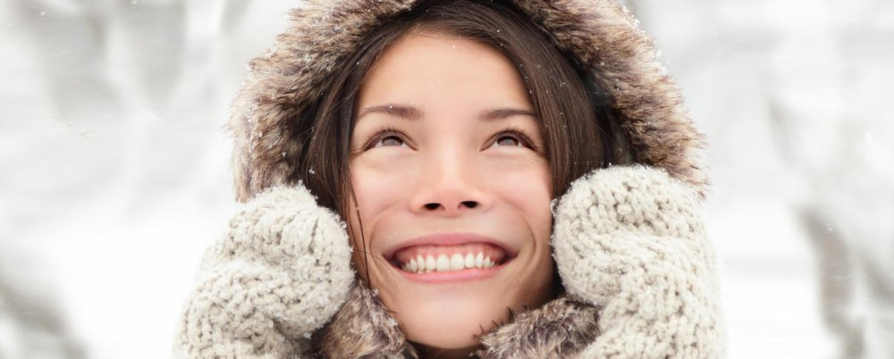 Tips for Radiant Winter Skin. New Year New You