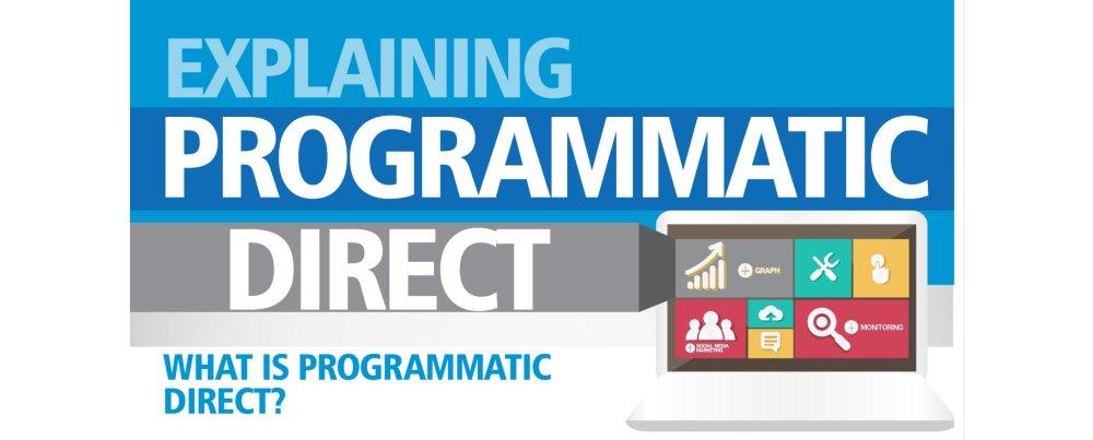 Explaining Programmatic Direct (Infographic)