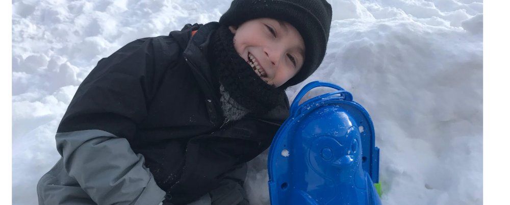 My Kids' Matters - 3 Favourite Snow Day Activities!