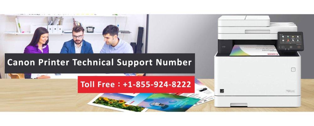 Canon Printer Support Services