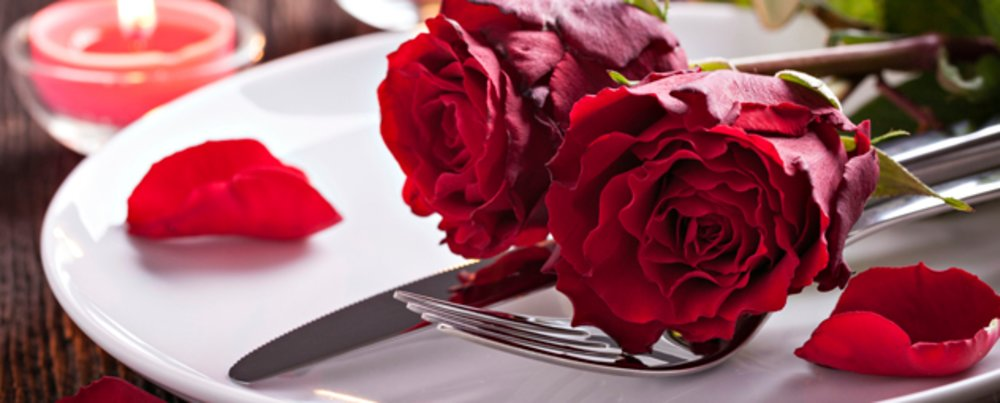 Romantic Valentine Dinner for Two