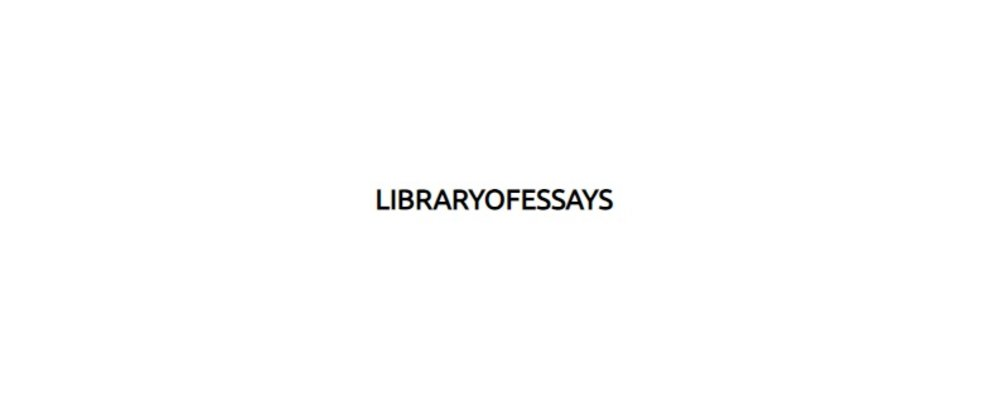 LibraryOfEssays