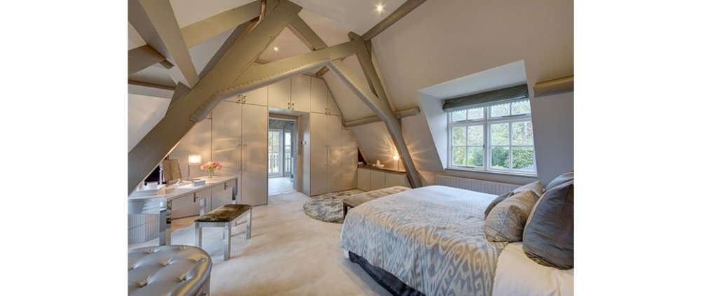 Loft conversion services in Kingston