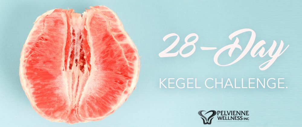 Live Leak Free with the 28 Day Kegel Mojo Challenge