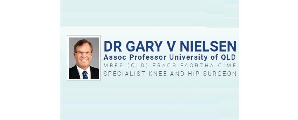 Dr Gary Nielsen