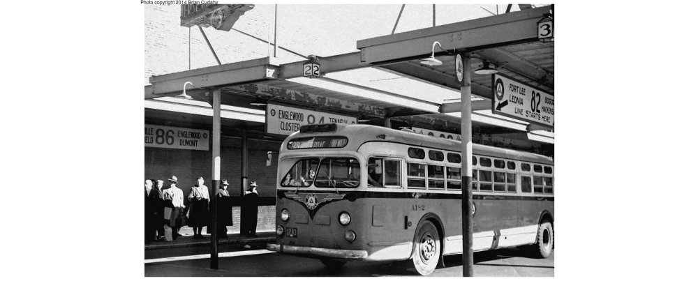 About the Bus that Used to Run to the City