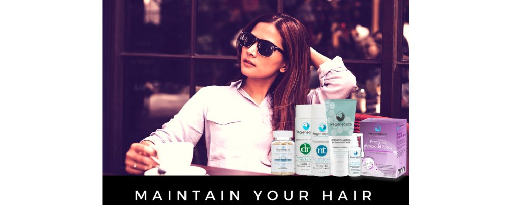 Regenepure – Proven Products to Get Back Your Healthy Hairs