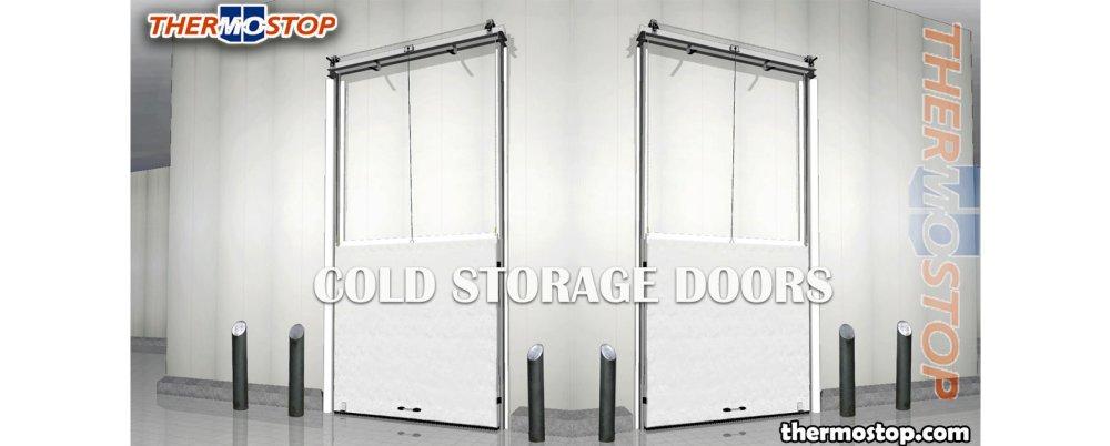 Features of Cold Storage Doors