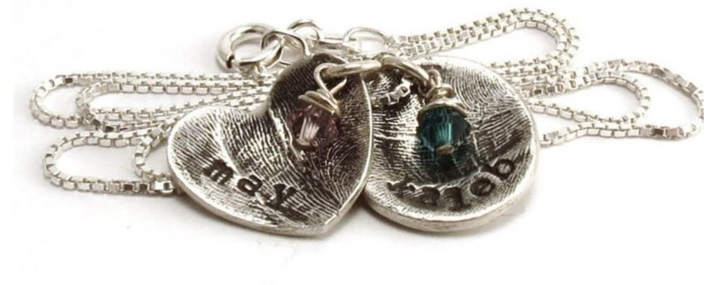 Fingerprint & Toeprint Jewelry. Where does the inspiration come from?