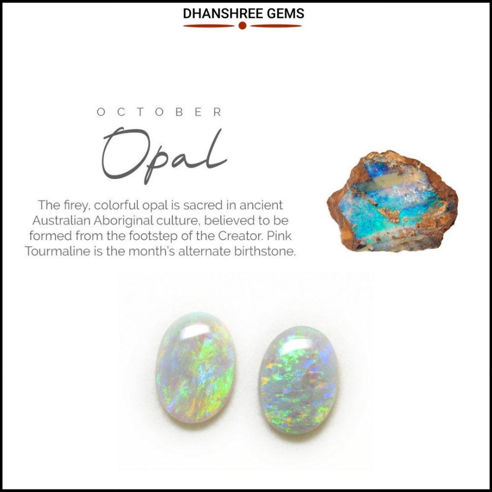 Buy Opal Gemstone Online