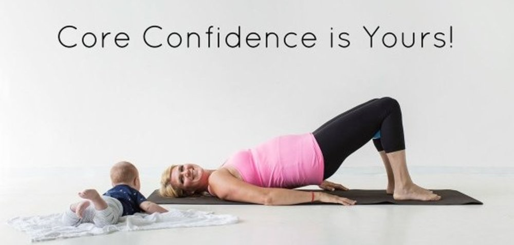 Moms - are you working your core properly?