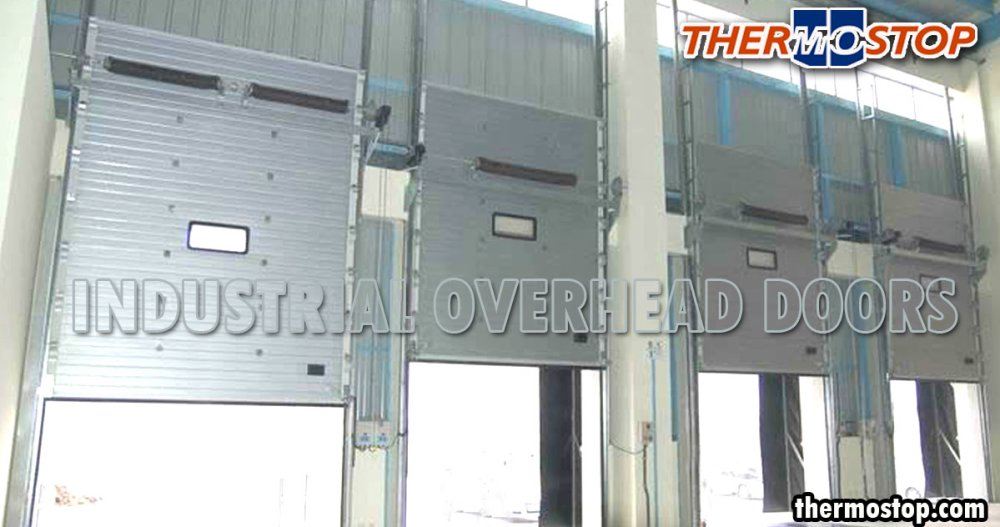Choose a Perfect Industrial Door to Ensure the Smooth Running of your Business