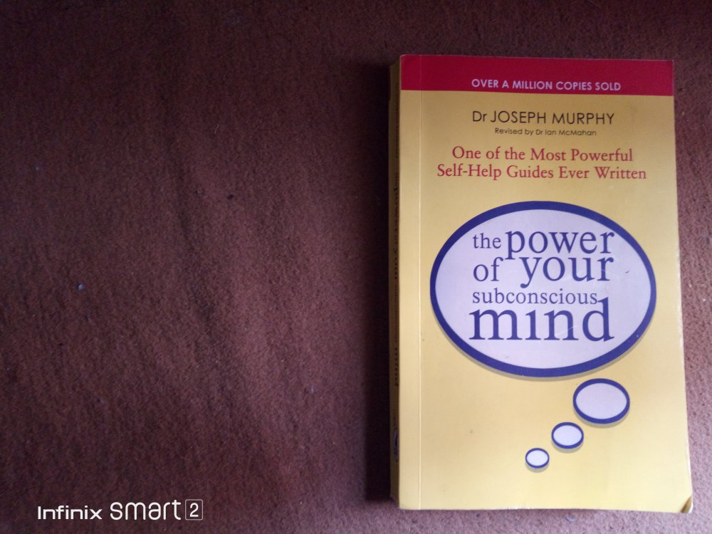 Book Review | The Power of your Subconscious Mind by Joseph Murphy