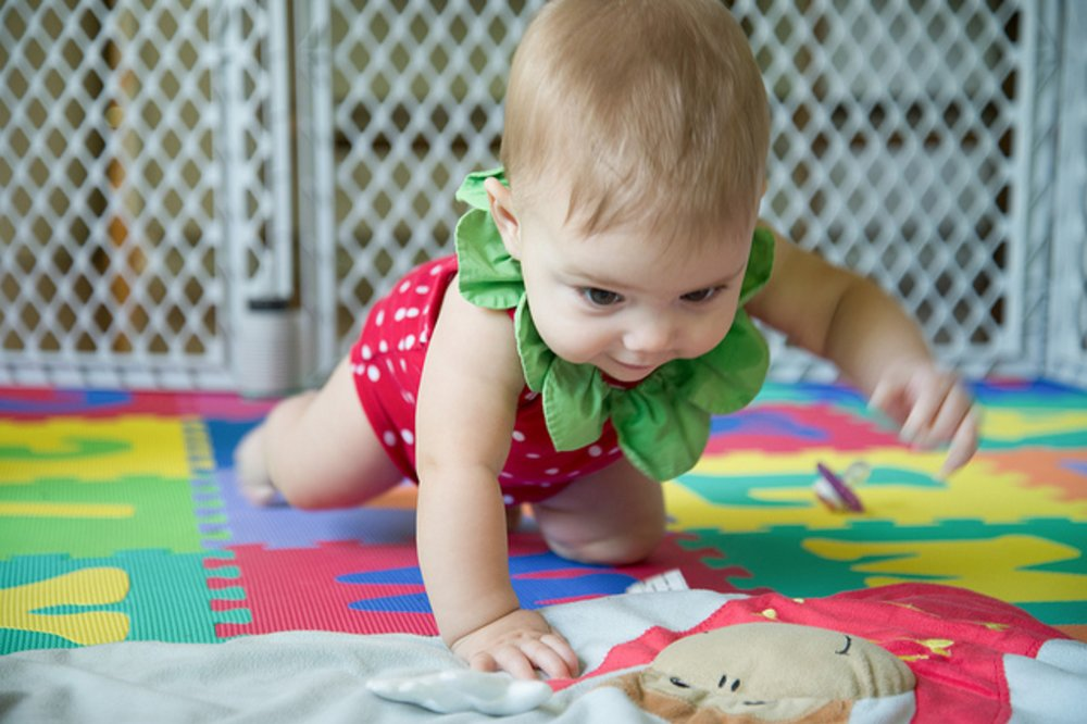 Physical Literacy and Proprioception for Babies and Toddlers