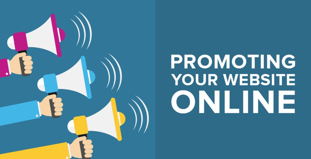 15 Free Places to Promote Your Website Online